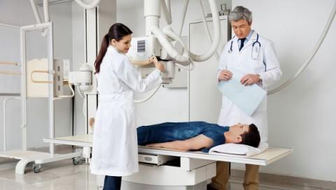 Современный рентгеновский кабинет