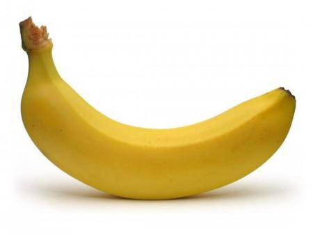 Банан - источник калия