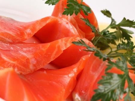 """""""Красная рыба"""" содержит полиненасыщенные жирные кислоты Омега-3"""