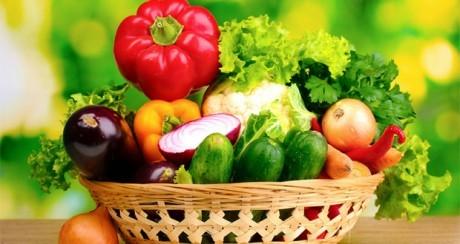 Витамин B6 содержится в овощах
