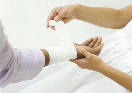 Лечение ожогов без хирургического вмешательства