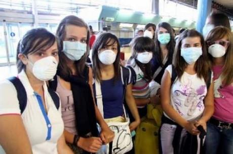 Индивидуальная защита от гриппа