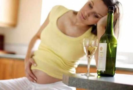 Влияние алкоголя на интеллект будущего ребенка
