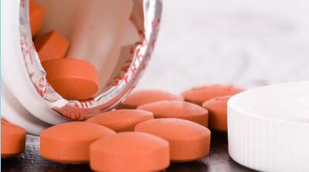 Употребление ибупрофена может привезти к язве