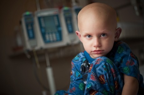 Проблемы лечения рака у детей
