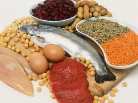 Полезные продукты при железодефицитная анемия
