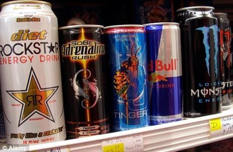 Энергетические напитки активизируют сокращения сердечной мышцы