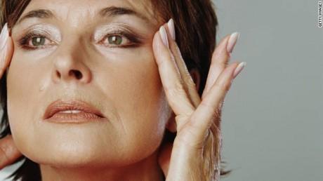 Эффекты от применения средств с эстрогенами против морщин