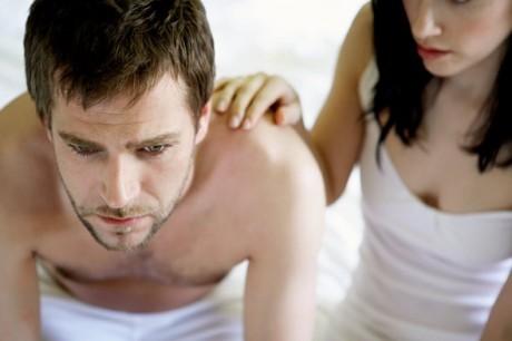 Партнерша играет важную роль при лечении психогенной импотенции