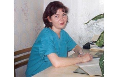 Созинова Анна Владимировна