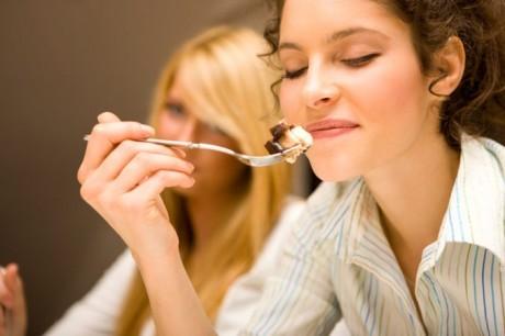 Взаимодействие запаха и голода