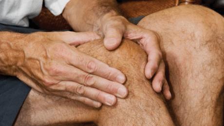 Замена коленного или тазобедренного сустава снижает риск сердечного приступа.