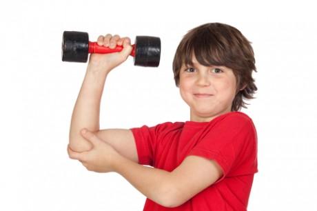Хорошая физическая подготовка поможет детям успешно учиться