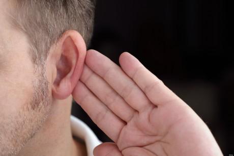 Результаты теста показывают склонность к потере слуха от высокого уровня шума.