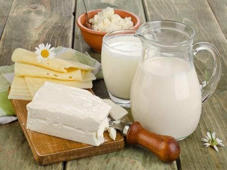 Исследование показало, что потребление молочных продуктов  оказывает благотворное влияние на метаболизм.