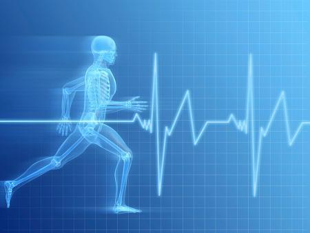 Вариабельность сердечного ритма указывает на хорошее состояние здоровья