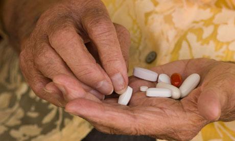 Лечение деменции лекарственными препаратами