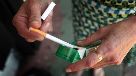 Сигареты с ментолом оказались опаснее обычных