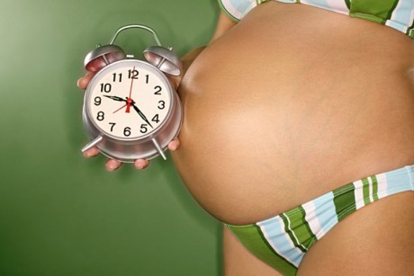 Причины и признаки переношенной беременности