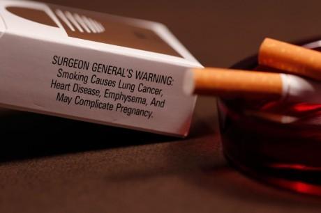 Полиненасыщенные кислоты омега-3 снижают тягу к табаку.