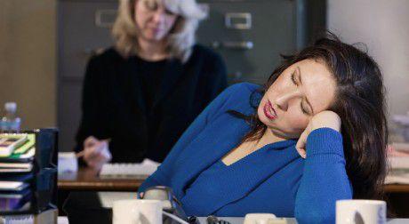 Хроническая усталость вызвана изменениями в иммунной системе человека