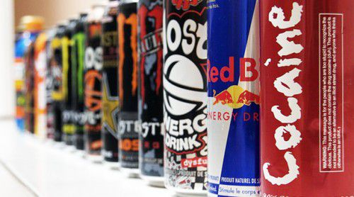 Энергетические напитки наносят вред работе сердца
