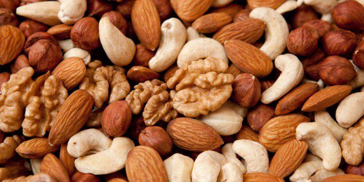 Орехи — лучшее средство для обмена веществ