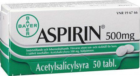 Аспирин  помогает при болезни Альцгеймера