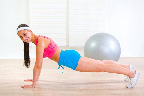Фитнес уроки для женщин