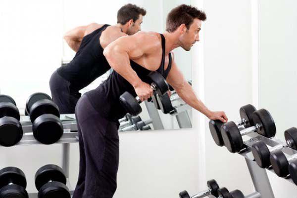 Фитнес уроки для мужчин