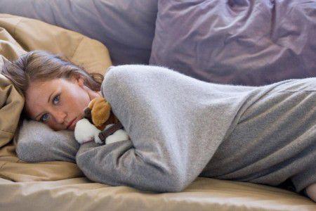Нехватка сна вызывает депрессию