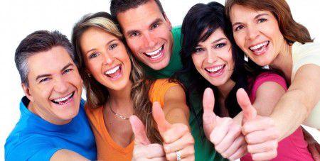 У счастливых людей мозг устроен по-другому
