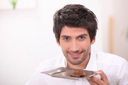Мясо делает мужчину привлекательнее