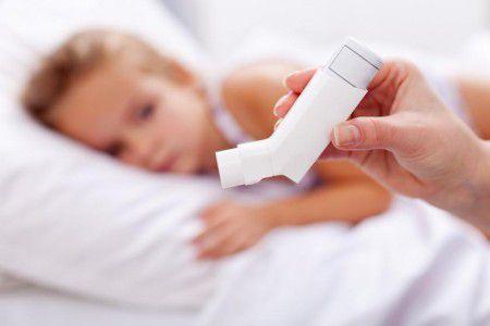 Дети с астмой имеют повышенный риск сердечно-сосудистых заболеваний