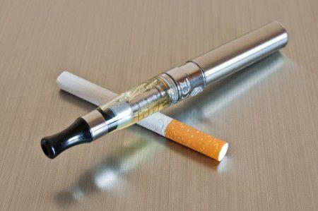 Электронные сигареты могут стать причиной рака