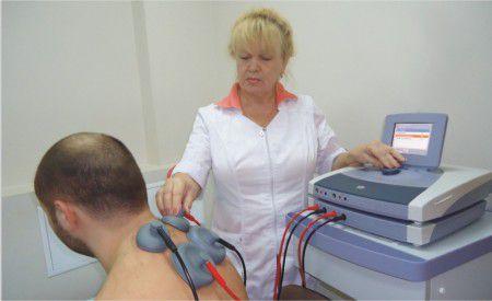 Создан аппарат для лечения болей в спине