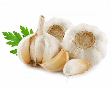 Чеснок помогает выводить холестерин