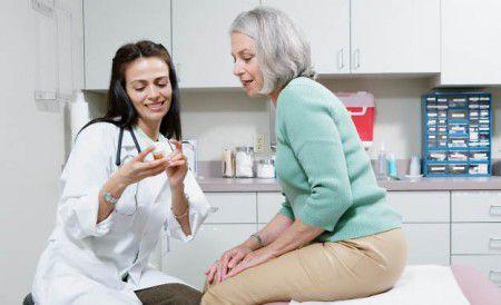 Атрофический кольпит развивается у 40% женщин через 5-6 лет после развития физиологической или искусственной менопаузы