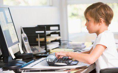 Мозг детей, зависимых от компьютера, имеет патологии