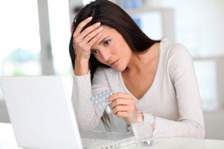 Диета при мигрени подбирается инвидидуально