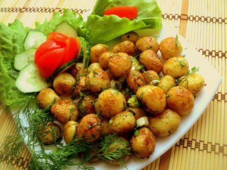 Картофель в рационе увеличивает риск диабета