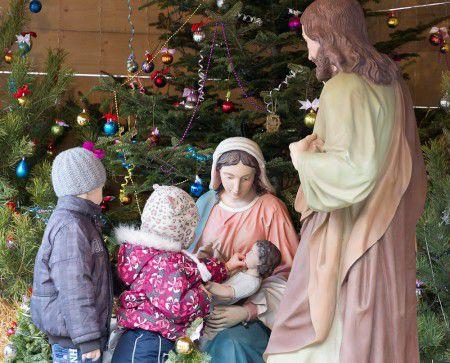 """Существование """"духа Рождества"""" подтвердили с помощью МРТ"""