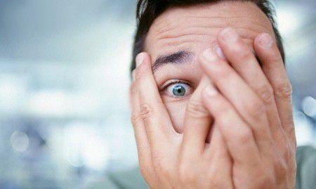 Стресс меняет зрительное восприятие