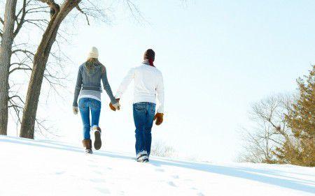 Ученые: зимние прогулки положительно влияют на здоровье