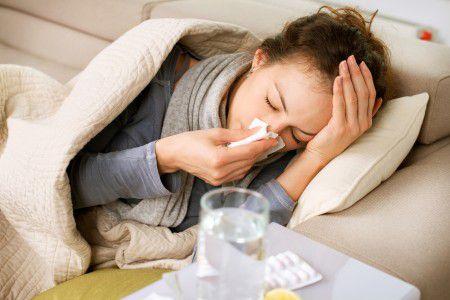 """Вирус гриппа умеет """"прятаться"""" от иммунной системы"""