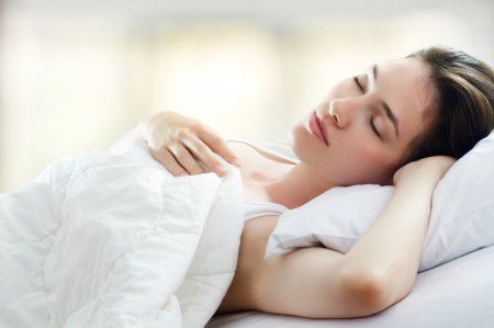 Сбои в ночном сне могут привести к ожирению