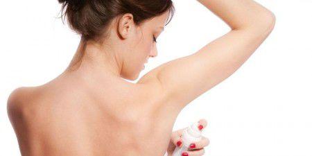 Антиперсприранты снижают количество полезных бактерий на коже