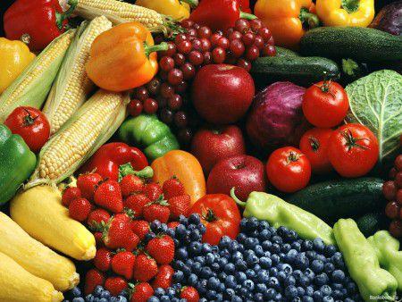 Овощи и фрукты способны предотвращать рак груди