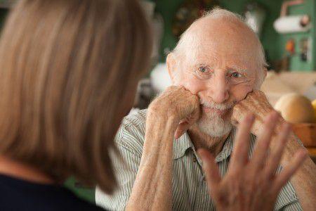 Потеря веса в средние годы укажет на старческое слабоумие