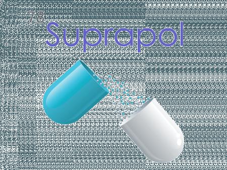Противораковый препарат Супрапол